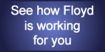 See how Floyd is working for you